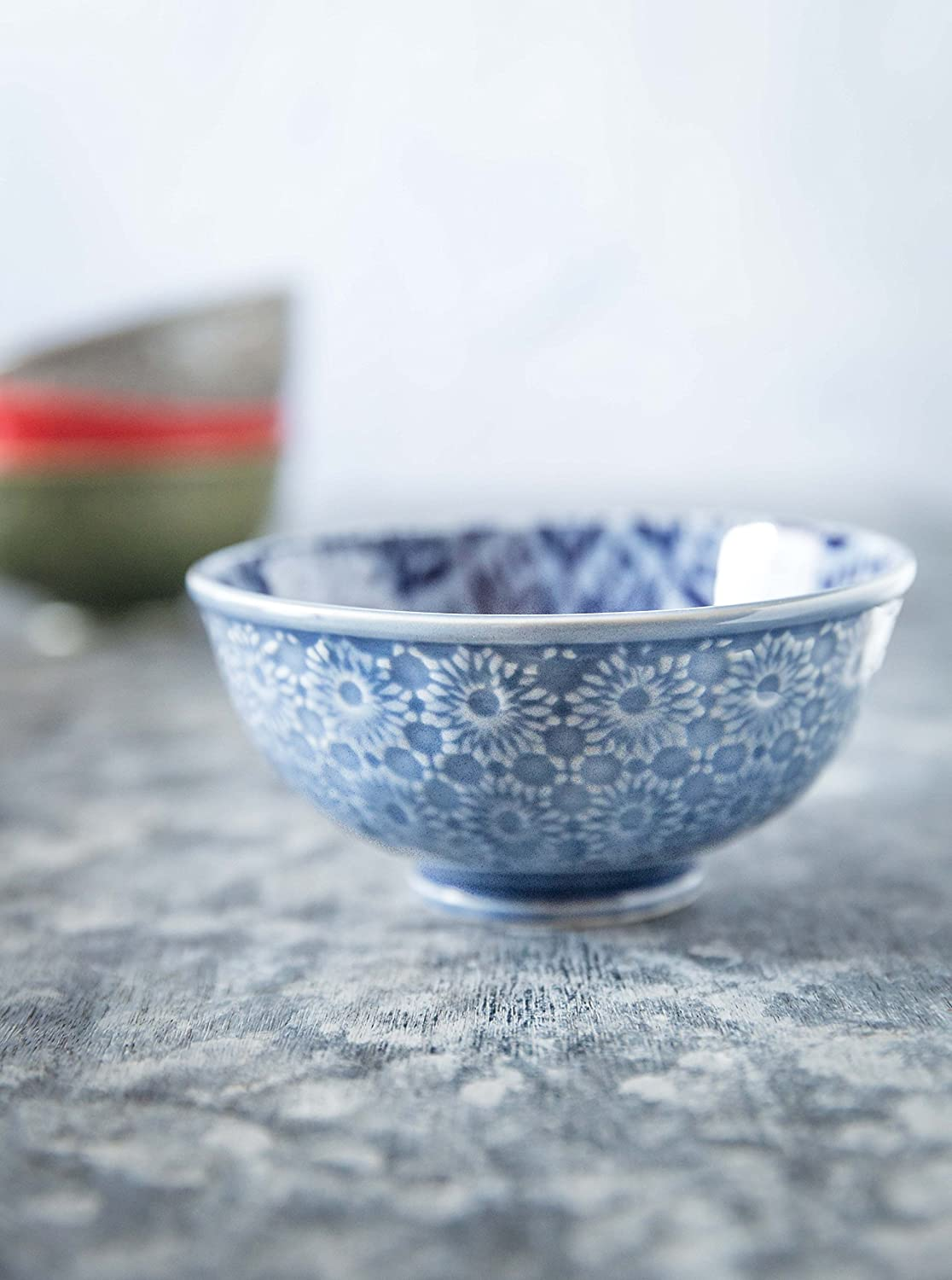 Buy The Crockery Hut Japanese Coloured Bowls Online at Low Prices in ...