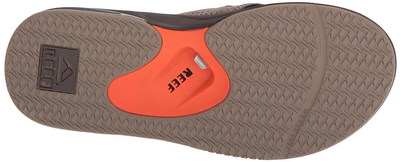 Reef Fanning, Herren Zehentrenner, Mehrfarbig Bwo) (Braun/Orange Bwo) Mehrfarbig ca4216