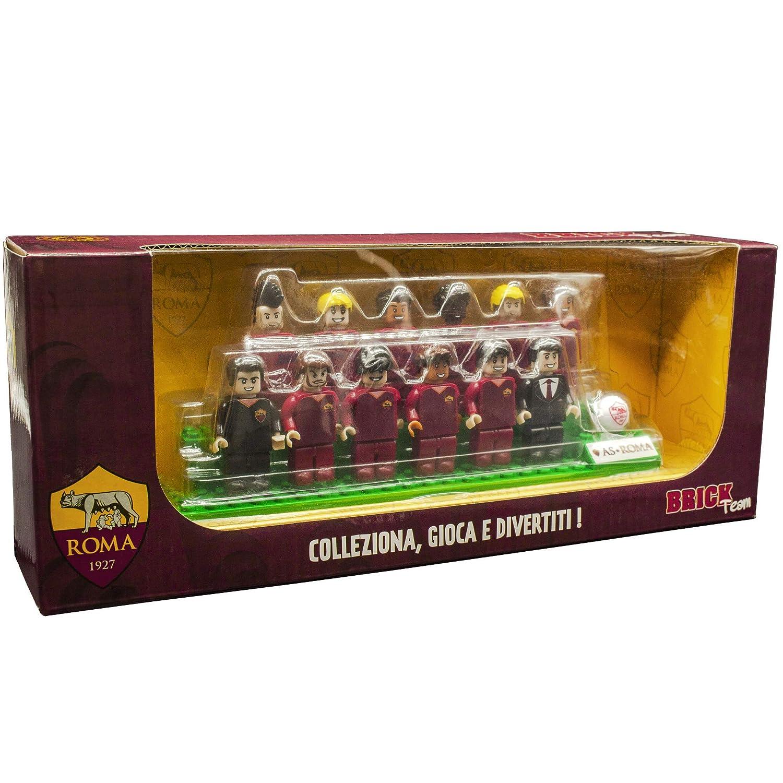 AS Roma brick team