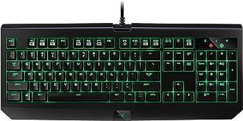 Razer BlackWidow Ultimate Backlit Mechanical Gaming Keyboard