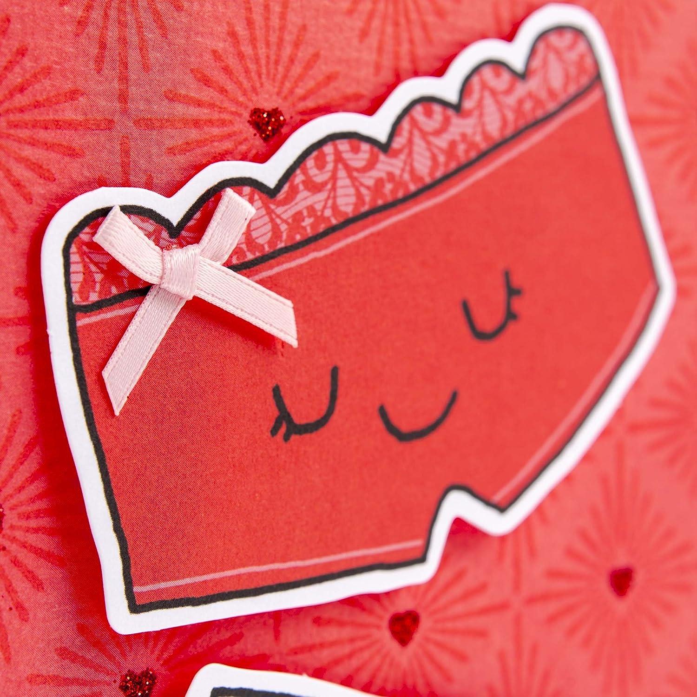 Cupid Pig Hallmark Shoebox Funny Valentines Day Card
