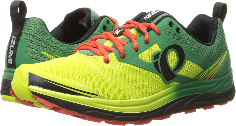 Pearl Izumi Mens EM Trail N2 V3 Running Shoes Mens US Size 12 (UK ...