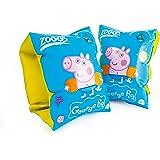 ZOGGS Junior gonflable Peppa Pig Brassards de natation pour enfant