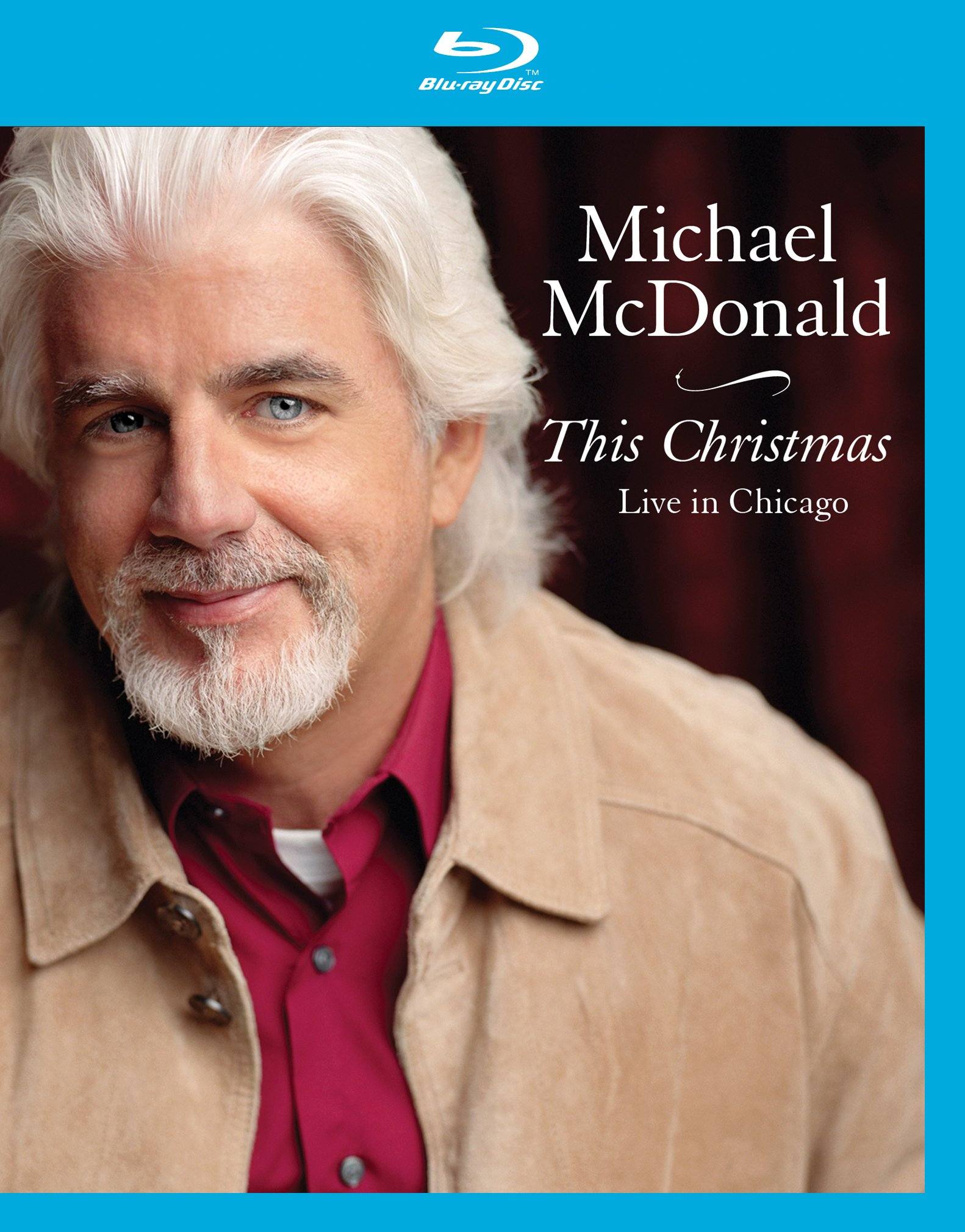 Michael McDonald - This Christmas Live in Chicago (Blu-ray)