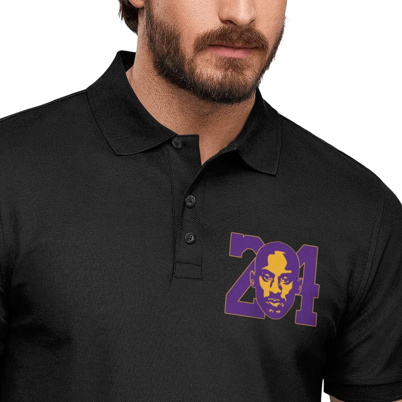ED-APPLE-J Mens Sport Players Polo T-Shirt Interest Short Tee Shirt Athletic Design