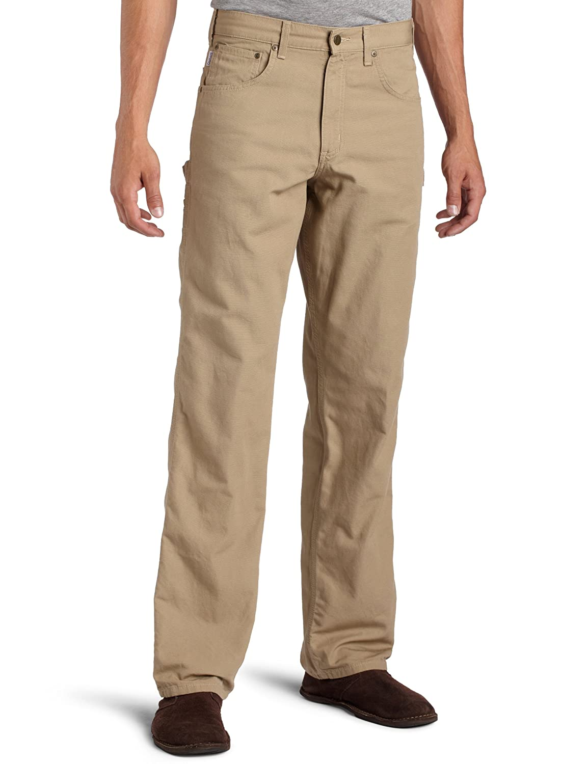 Carhartt mens Loose Fit Five Pocket Canvas Carpenter Pant B159