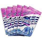 Smooth Trip Woolite Travel Detergent Packets (Pack of 10), clear