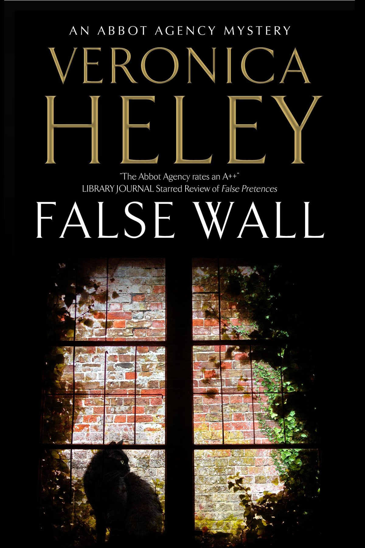 False Wall (an Abbot Agency Mystery): Veronica Heley: 9780727885760:  Amazon: Books
