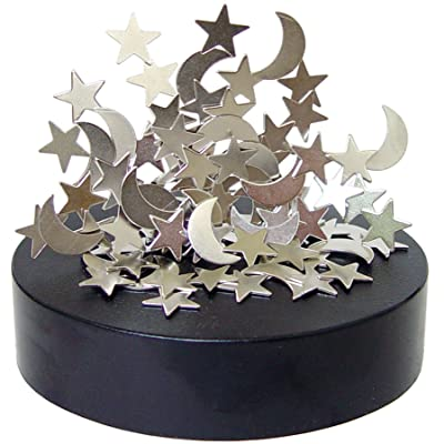 Magnetic Sculptures - Moons and Stars: Toys & Games