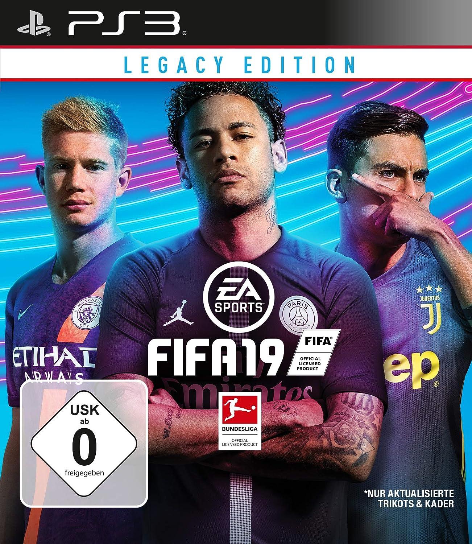 FIFA 19 - Legacy Edition - PlayStation 3 [Importación alemana]