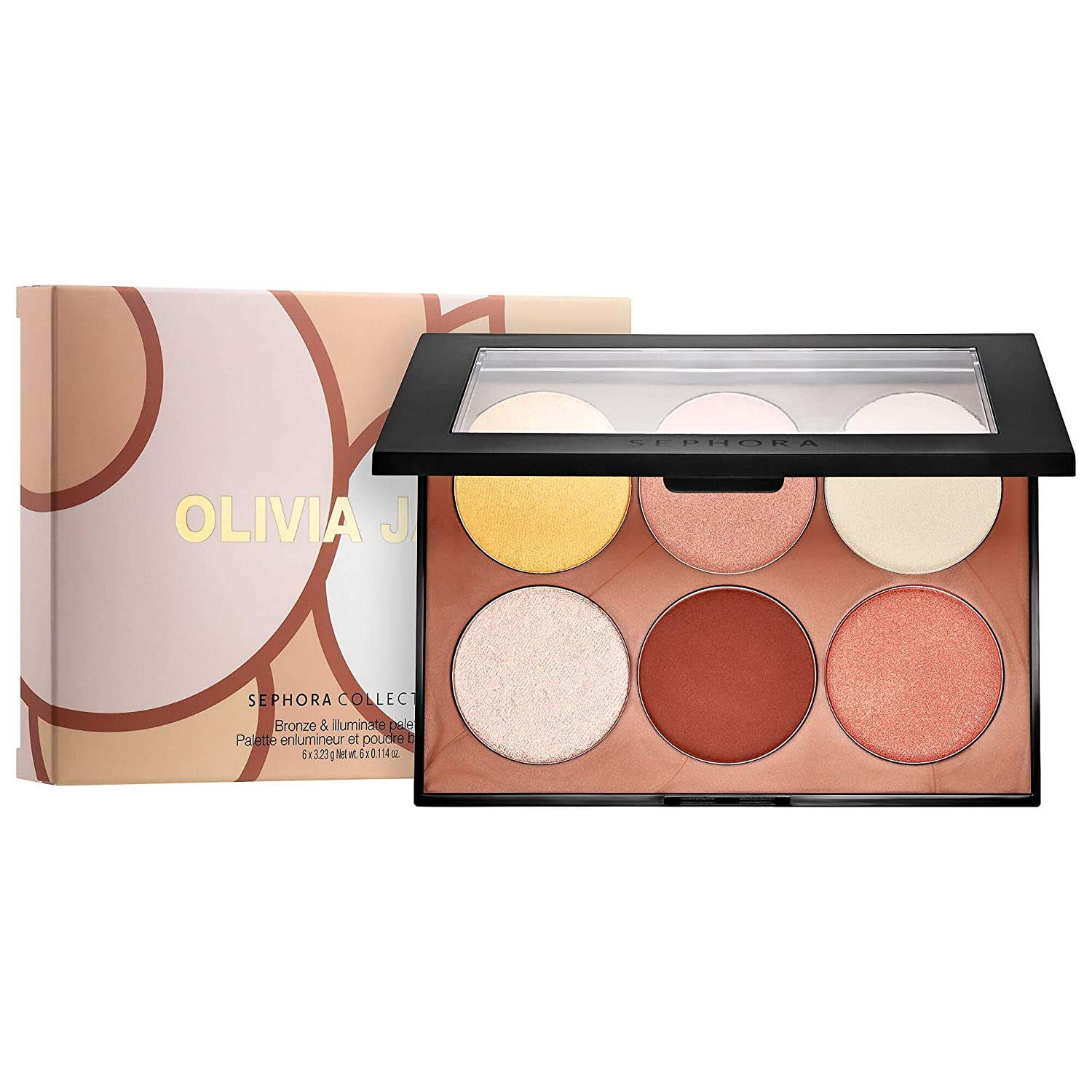 Buy Stockout SEPHORA COLLECTION Olivia Jade x Sephora Collection Bronze &  Illuminate Palette Online at Low Prices in India - Amazon.in
