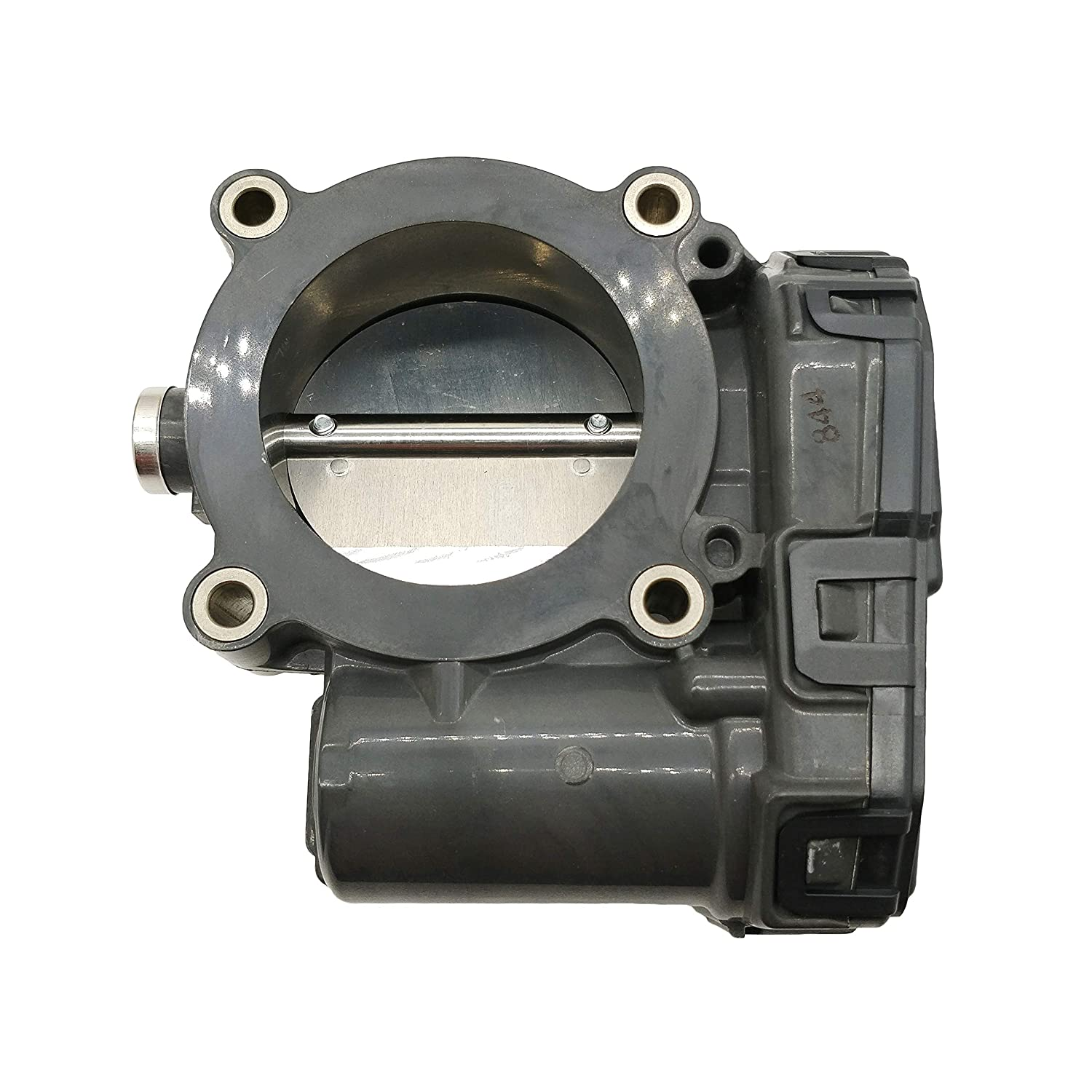 OKAY MOTOR Fuel Injection Throttle Body for 2007-2010 Jeep Liberty Grand Cherokee Commander Dodge Nitro 3.7L 4861661AA 4861661AB