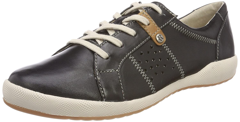 Romika Cordoba 01, Zapatillas Para Mujer 40 EU|Negro (Schwarz 100 100)