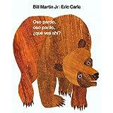 Oso pardo, oso pardo, ¿qué ves ahí? (Brown Bear and Friends) (Spanish Edition)