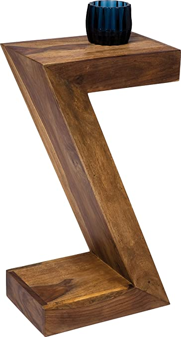 Authentico Kare Tavolino Marrone 20 x 30 x 55 cm
