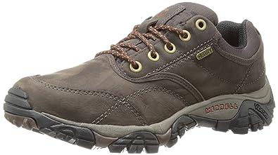 fa13e38e46f08 Amazon.com | Merrell Men's Moab Rover Waterproof Shoe, Espresso, 9 M ...