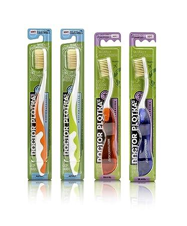 Amazon.com: Doctor Plotka - Cepillo de dientes de cerdas ...