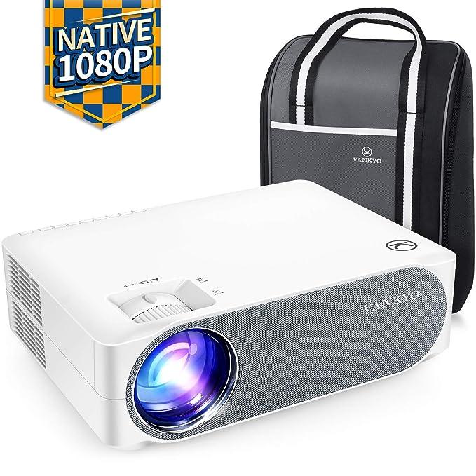 VANKYO V630 Proyector Proyector 6000 lúmenes (1920 x 1080P) 300