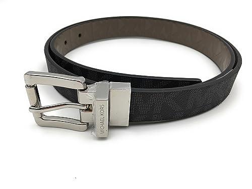 vendita professionale rivenditore online prese di fabbrica Michael Kors - Cintura - Donna, Nero (nero), L: Amazon.it: Scarpe ...