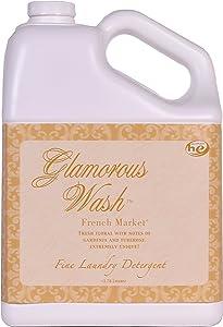 Tyler Candle French Market Glamorous Wash 128 oz (Gallon) Fine Laundry Detergent