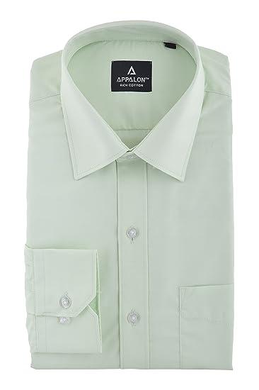 10005e3f5d0 Appalon Men s Formal Shirt (AS 1050 - 01--XXL