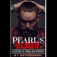 Pearl's Blaze (Devil's Iron MC Book 2) (English Edition)