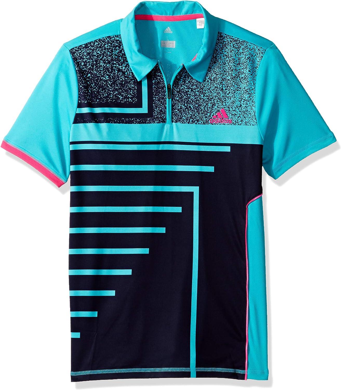 adidas Tennis Seasonal Polo, Hi-Res Aqua, Extra-Large para Hombre ...