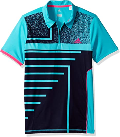 adidas Tennis Seasonal Polo, Hi-Res Aqua, Extra-Large para Hombre ...