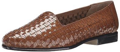 Trotters Mujeres Liz Piel Mocasín, Talla: Amazon.es: Zapatos y complementos