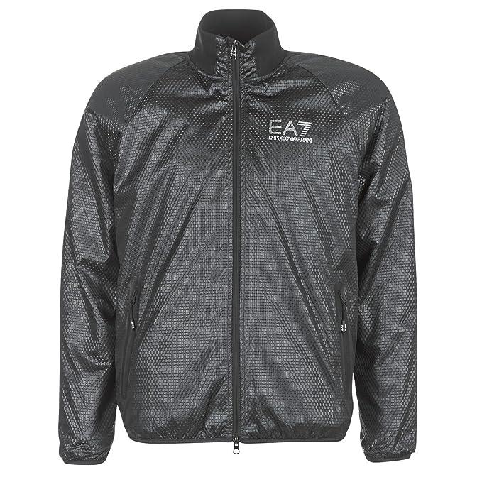 Emporio Armani EA7 chaqueta cazadoras de hombre en Nylon nuevo negro EU M (UK 38) 6YPG01 PNB2Z 1200: Amazon.es: Ropa y accesorios