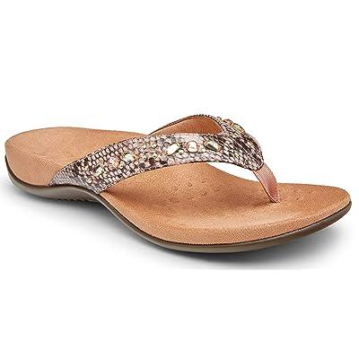 Vionic Women's, Lucia Thong Sandal   Flip-Flops
