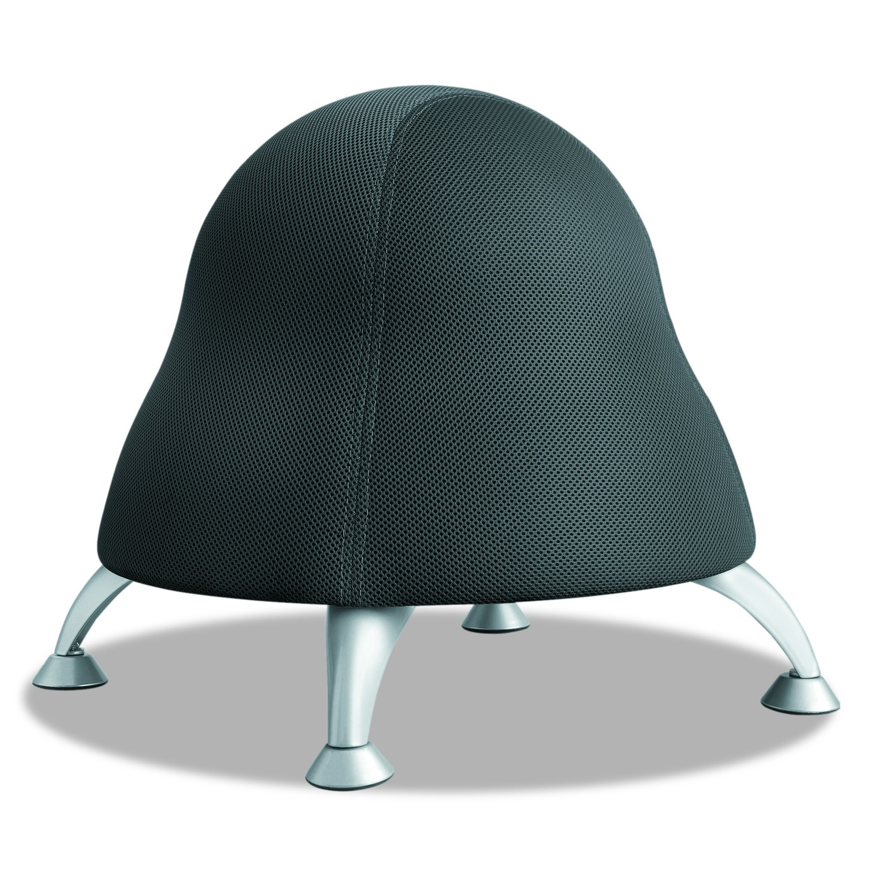 Safco Products 4755BL Runtz Ball Chair, Licorice