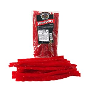 2 Pack Licorice Twist Candy from Walnut Creek Foods (Watermelon) 16 ounces