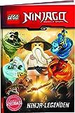 LEGO® NINJAGO(TM) Ninja-Legenden: Lesebuch
