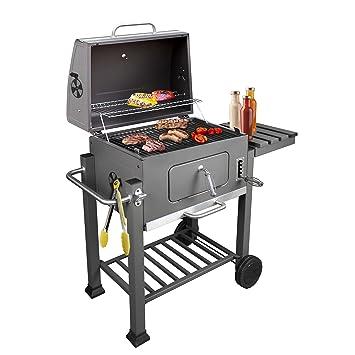 Tepro 1061 barbecue au charbon de bois toronto avec roulettes best non casino hotels in las vegas