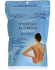 Alibi Natural Magnesium Sulfate Epsom Salt Bath - Original Fregrance - 454G - Reaselable Bag