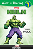 World of Reading: Hulk:  This is Hulk: Level 1 (World of Reading (eBook))