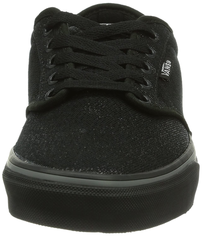 vans atwood sparkle black