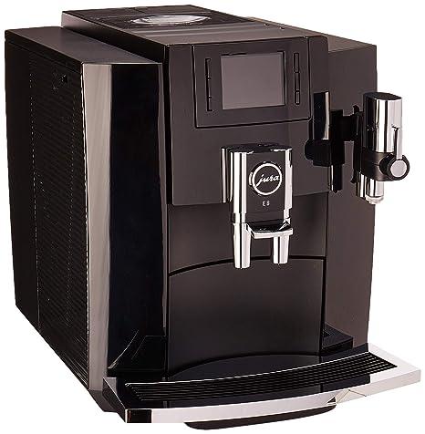 Amazon.com: Jura E8 15270 - Cafetera automática, color negro ...