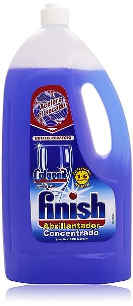 Finish Polvo abrillantador para lavavajillas Profesional Regular ...