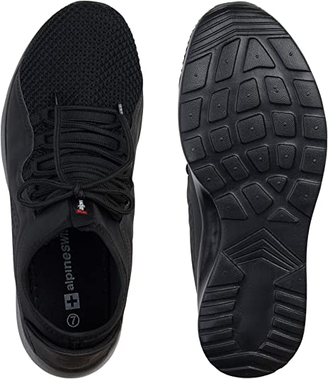 Alpine Swiss Mens Fashion Sneakers