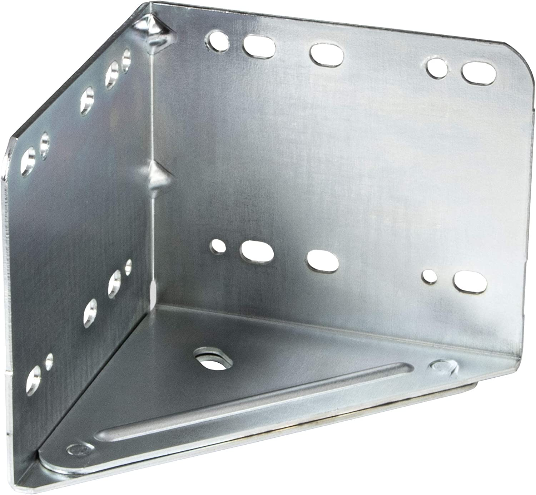 Gedotec Conector de esquina para cama de metal para cargas ...