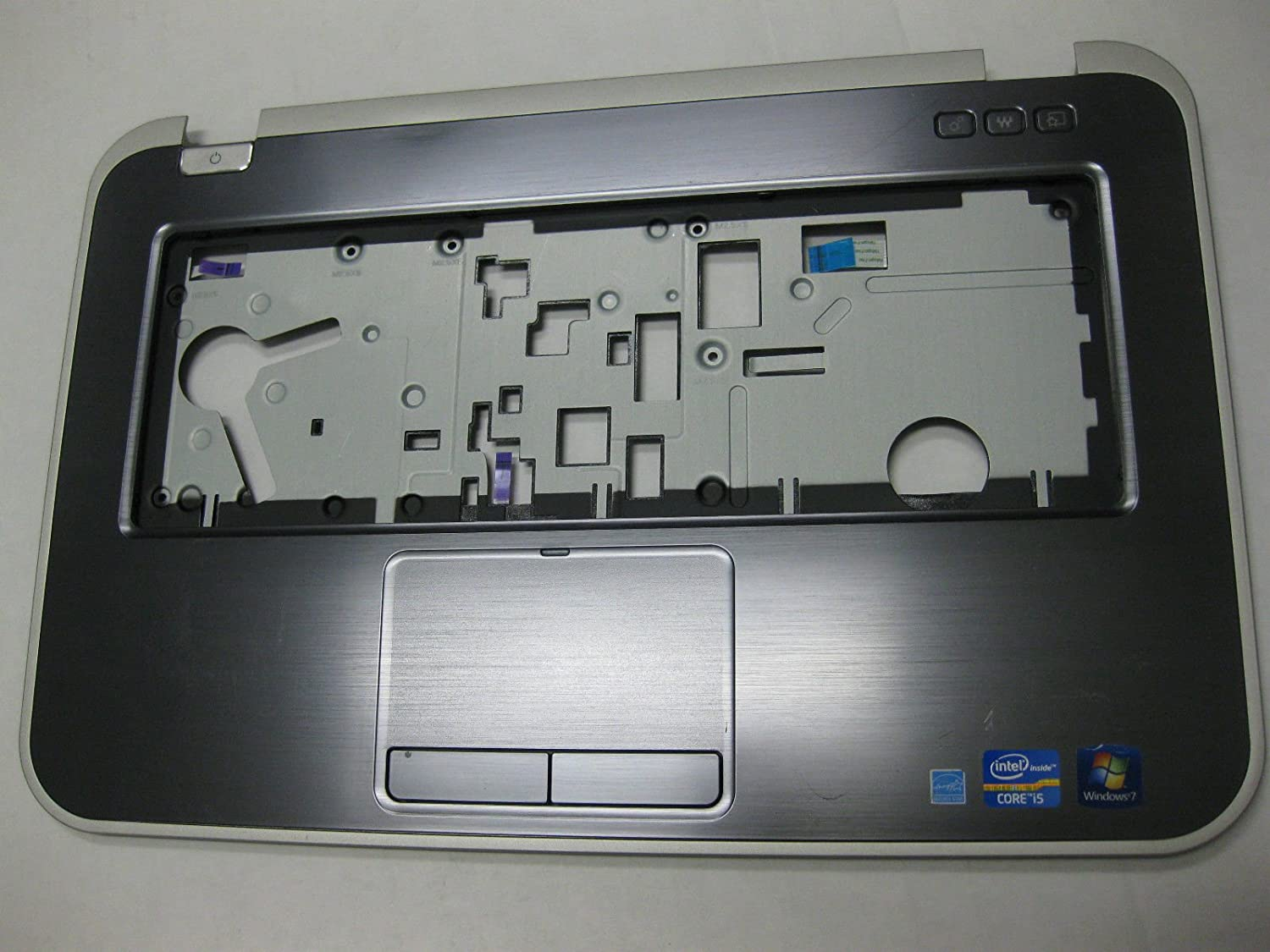 DELL 15R 5520 PALMREST with TOUCHPAD Mouse Button 0FH7F