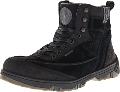 Allrounder by Mephisto BUXTON PULL UP 1 BLACK Trainers Mens