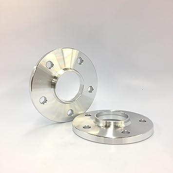 Wheel Slip On Spacers 10 mm 5x130 71.5 mm Hub Centric Lip 2 Pcs for Porsche Audi