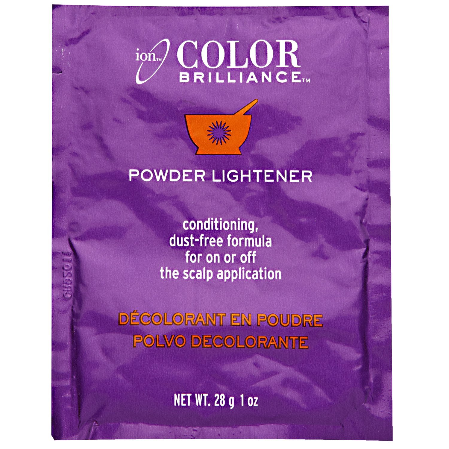 Powder Lightener Packette ION HAIRCOLOR