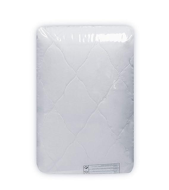 ADP Home - Protector de Colchón Acolchado Impermeable y Resistente con Base de Poliuretano, 100% Microfibra de Tacto Pluma Extra Suave y Transpirable ...