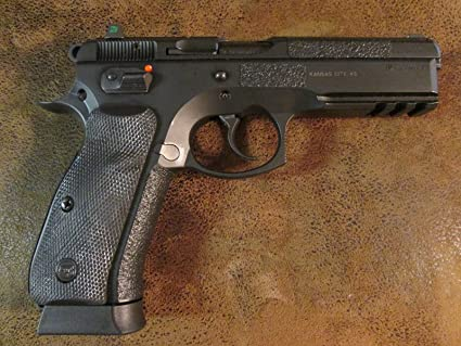 Amazon com : SRG70 Peel and Stick Grip Enhancements for The CZ 75