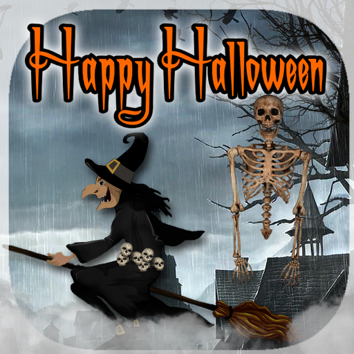Halloween Live Wallpaper 2015 ()
