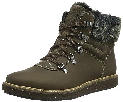 1186e51d7c5c54 Clarks Glick Clarmont, Bottes Courtes Femme: Amazon.fr: Chaussures ...